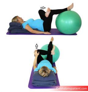 Gluteal Stretch